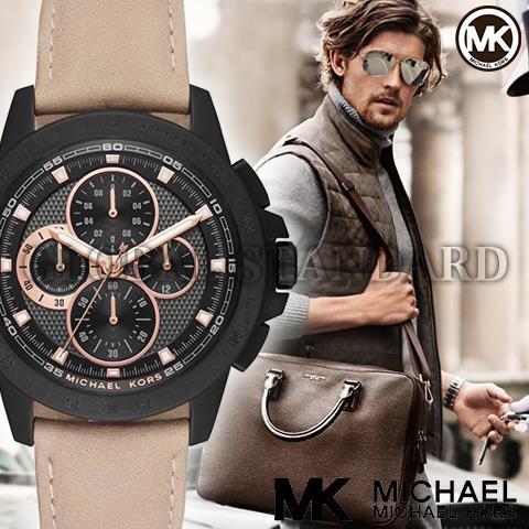 マイケルコース 時計 マイケルコース 腕時計 メンズ Michael Kors MK8520 インポート MK8521 MK8528 Mk8529 同シリーズ 海外取寄せ 送料無料