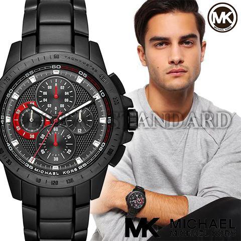マイケルコース 時計 マイケルコース 腕時計 メンズ Michael Kors MK8529 インポート MK8520 MK8528 MK8521 同シリーズ 海外取寄せ 送料無料