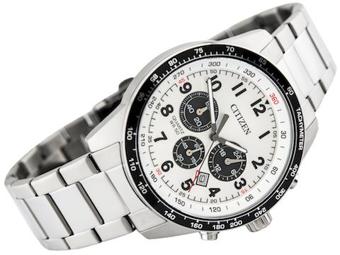 シチズン 時計 シチズン 腕時計 CITIZEN ウォッチ メンズ 逆輸入 海外モデル シルバーブラック AN8160-52A 海外取寄せ