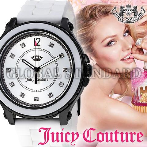 ジューシークチュール 時計 ジューシークチュール 腕時計 レディース Juicy Couture インポート 1901418 ホワイト 海外取寄せ 送料無料