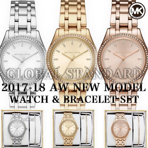ファイナルセール!! 2017AW最新作 マイケルコース 時計 マイケルコース 腕時計 レディース MK3766 MK3767 MK3768 インポート 海外取寄せ 送料無料