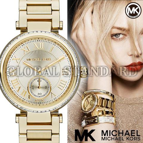 マイケルコース 時計 マイケルコース 腕時計 レディース MK5867 Michael Kors インポート MK6053 MK5957 MK5989 MK5866 MK6065 同シリーズ 海外取寄せ 送料無料