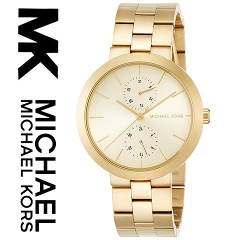 マイケルコース 時計 マイケルコース 腕時計 レディース MK6408 Michael Kors インポート MK2574 MK2573 MK2575 MK6409 MK6407 MK6410 同シリーズ 海外取寄せ 送料無料