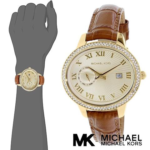 マイケルコース 時計 マイケルコース 腕時計 レディース MK2428 Michael Kors インポート MK2429 MK2427 MK6227 MK2430 MK6227 同シリーズ 海外取寄せ 送料無料