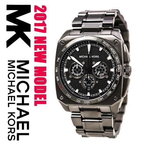 マイケルコース 時計 マイケルコース 腕時計 メンズ MK8392 Michael Kors インポート MK8390 MK8391 同シリーズ ゴールド 2017最新作 海外取寄せ 送料無料