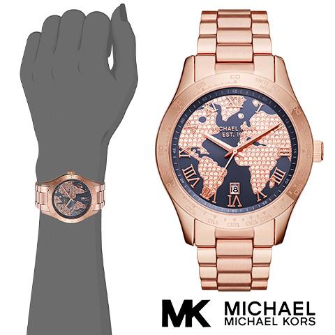 マイケルコース 時計 マイケルコース 腕時計 メンズ レディース MK6395 Michael Kors インポート MK8214 MK5958 MK5946 MK6083 MK5668 MK8228 MK5830 MK6243 同シリーズ 海外取寄せ 送料無料