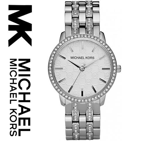 マイケルコース 時計 マイケルコース 腕時計 レディース MK3148 Michael Kors インポート シルバー MK3214 MK3237 同シリーズ 海外取寄せ 送料無料