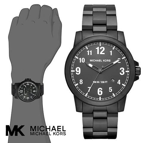 マイケルコース 時計 マイケルコース 腕時計 メンズ MK8532 Michael Kors インポート MK8501 MK8533 MK8499 MK8500 MK8502 同シリーズ 海外取寄せ 送料無料
