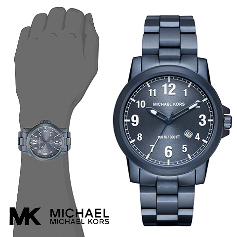 マイケルコース 時計 マイケルコース 腕時計 メンズ MK8500 Michael Kors インポート MK8501 MK8532 MK8499 MK8533 MK8502 同シリーズ 海外取寄せ 送料無料