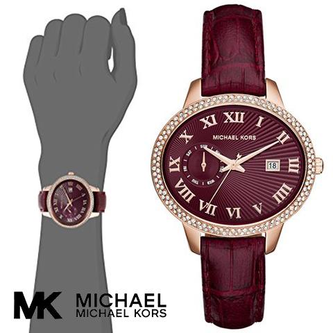 マイケルコース 時計 マイケルコース 腕時計 レディース MK2430 Michael Kors インポート MK2427 MK2428 MK2429 MK6227 同シリーズ 海外取寄せ 送料無料