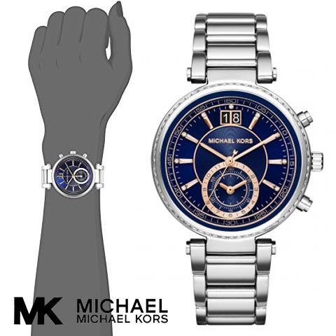 マイケルコース 時計 マイケルコース 腕時計 レディース MK6224 Michael Kors インポート MK2433 MK2424 MK2426 MK2432 MK6226 MK6224 MK2425 MK6225 同シリーズ 海外取寄せ
