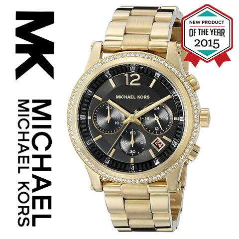 【海外取寄せ】【2015最新モデル】マイケルコース Michael Kors 腕時計 時計 MK6063【セレブ】【インポート】【ブランド】MK6062 MK6064 同シリーズ