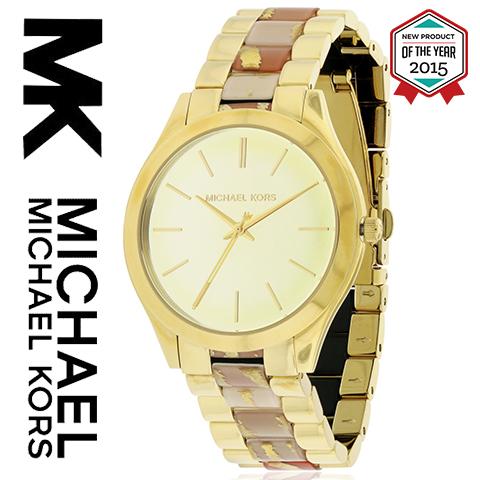 【海外取寄せ】【2015最新作】マイケルコース Michael Kors 腕時計 時計 MK4300【セレブ】【インポート】MK3265 MK4301 MK4295 MK3265 MK3179 MK3197 MK3178 MK4285 MK4284 同シリーズ