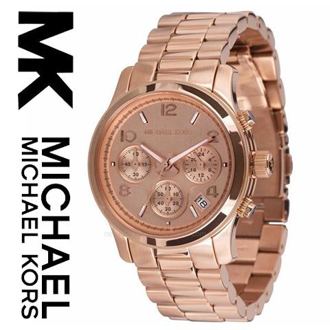 【海外取寄せ】マイケルコース Michael Kors 腕時計 時計 MK5128【ピンクゴールド】【インポート】【ブランド】MK5145 MK5659 MK3131 MK4263 MK4269 MK4270 MK5055 MK5191 同シリーズ