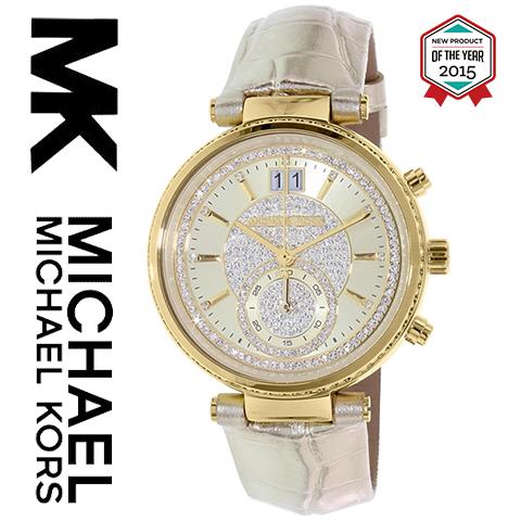 【海外取寄せ】【2015最新モデル】マイケルコース Michael Kors 腕時計 時計 MK2444【インポート】MK6281 MK6282 MK6308 MK2433 MK2432 MK2424 MK2426 MK2432 MK6226 MK6224 MK6224 MK6225 MK2445 同シリーズ