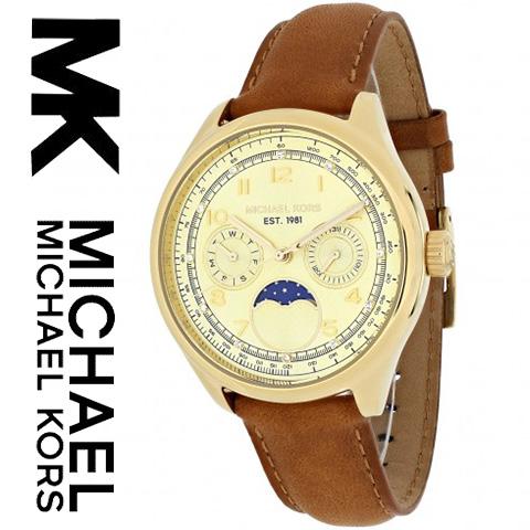 【2015最新作】【海外取寄せ】マイケルコース Michael Kors 腕時計 時計 ウォッチ MK2393【セレブ】【ブランド】【インポート】【ピンクゴールド】MK6181 MK6182 MK6180 同シリーズ