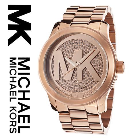 マイケルコース 時計 レディース Michael Kors 腕時計 MK5661 インポート MK5473 MK5786 同シリーズ 海外取寄せ 送料無料 ピンクゴールド