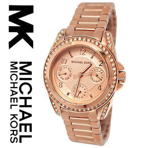 【海外取寄せ】マイケルコース Michael Kors 腕時計 時計 MK5613 【セレブ】【インポート】【ブランド】【ピンクゴールド】MK5166 MK5263 MK5165 MK6092 MK5614 MK5943 MK6093 MK6094 同シリーズ