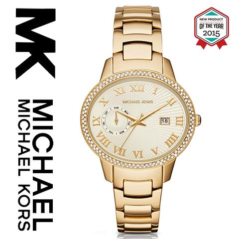 【海外取寄せ】【2015最新モデル】マイケルコース Michael Kors 腕時計 時計 MK6227【セレブ】【インポート】【ブランド】MK2429 MK2427 MK2428 MK2430 MK6227 同シリーズ
