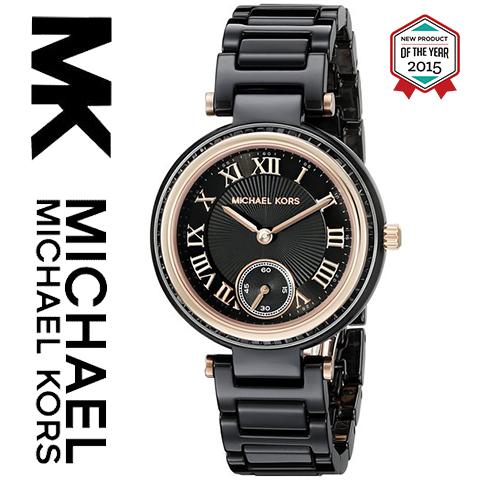 【海外取寄せ】【2015最新作】マイケルコース Michael Kors 腕時計 時計 MK6242【セレブ】【セラミック】【インポート】MK6240 MK6065 MK6053 MK5957 MK5989 MK5866 MK5867 同シリーズ