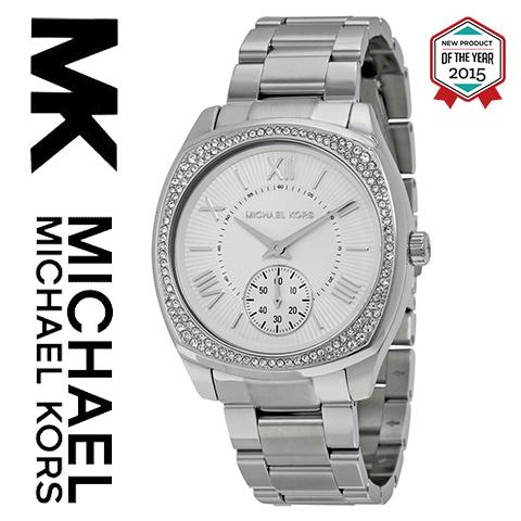 【海外取寄せ】【2015最新作】マイケルコース Michael Kors 腕時計 時計 MK6133【セレブ】【インポート】MK6135 MK2385 MK2388 MK6136 MK6134 同シリーズ