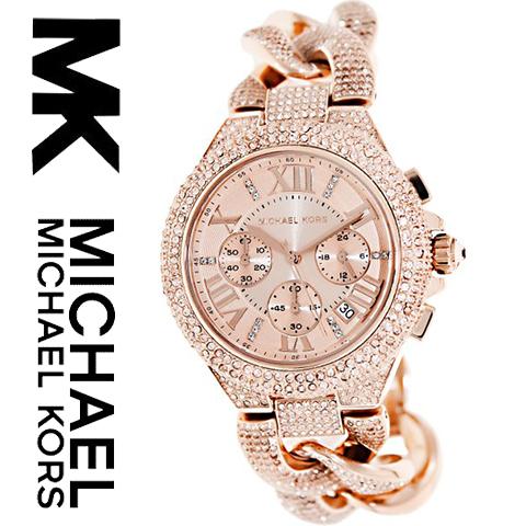 【海外取寄せ】【人気上昇ブランド】マイケルコース Michael Kors 腕時計 時計 ウォッチ MK3196【セレブ】【ブランド】【インポート】