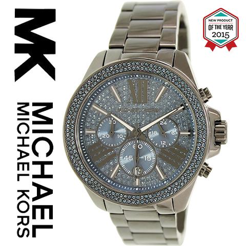 【2015最新作】【海外取寄せ】マイケルコース Michael Kors 腕時計 時計 MK6097 【セレブ】【ブランド】【インポート】MK6095 MK5961 MK6095同シリーズ