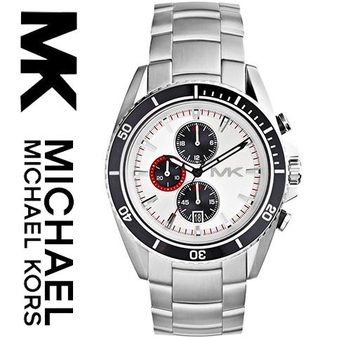 【海外取寄せ】【送料無料】マイケルコース Michael Kors 腕時計 時計 MK8339【セレブ】【ブランド】【インポート】【メンズ】