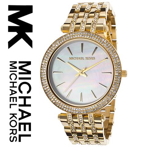 【海外取寄せ】【送料無料】マイケルコース Michael Kors 腕時計 時計 MK3219【セレブ】【ブランド】【インポート】MK3220 MK3352 MK3192 MK3190 MK3353 MK3322 同シリーズ
