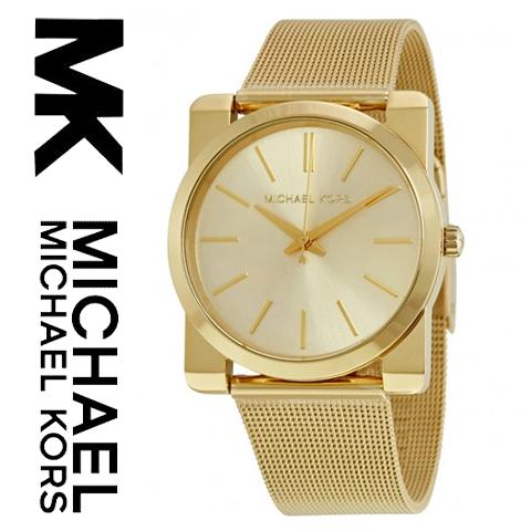 【海外取寄せ】【2016最新作】【送料無料】マイケルコース Michael Kors 腕時計 時計 MK3496【インポート】MK2484 MK2486 MK2482 MK2483 同シリーズ