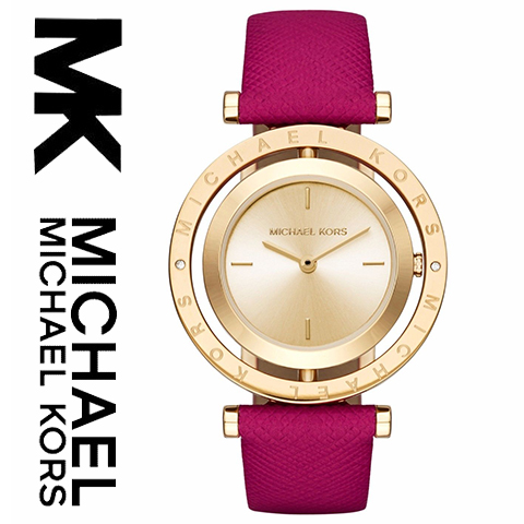 【海外取寄せ】【2016春夏新作】【送料無料】マイケルコース Michael Kors 腕時計 時計 MK2525【インポート】MK2524 MK2526 同シリーズ