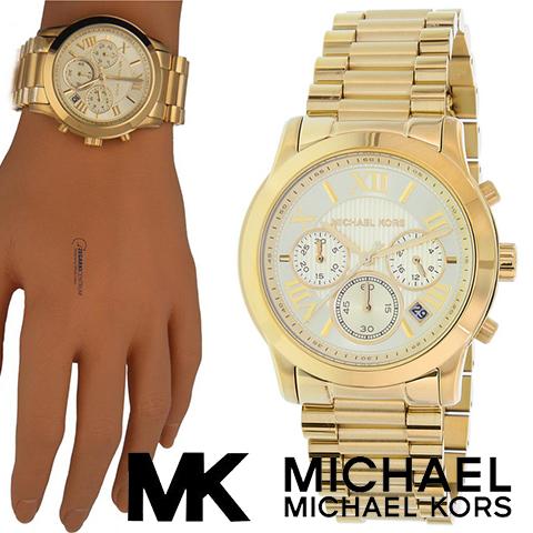 【海外取寄せ】【送料無料】マイケルコース Michael Kors 腕時計 時計 MK6274【インポート】【ゴールド】MK5928 MK5929 MK5916 MK6156 MK6155 MK5928 MK6275 MK6273 同シリーズ