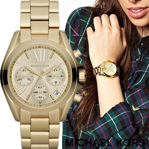 マイケルコース 時計 レディース mIchael kors watch mIchael kors マイケルコース 腕時計 MK5798 インポート 誕生日 ギフト プレゼント 彼女 ゴールド 海外取寄せ 送料無料
