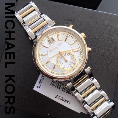 【海外取寄せ】【2015最新モデル】マイケルコース Michael Kors 腕時計 時計 MK6225【セレブ】【インポート】【ブランド】MK2433 MK2424 MK2426 MK2432 MK6226 MK6224 MK2425 MK6224 同シリーズ