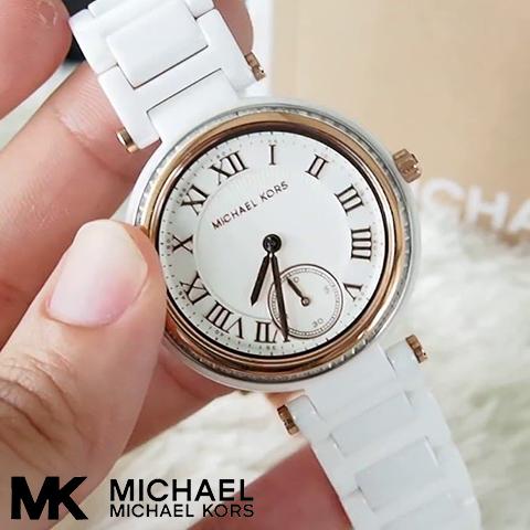【海外取寄せ】マイケルコース Michael Kors 腕時計 時計 MK6240【セレブ】【セラミック】【インポート】MK6065 MK6053 MK5957 MK5989 MK5866 MK5867 同シリーズ