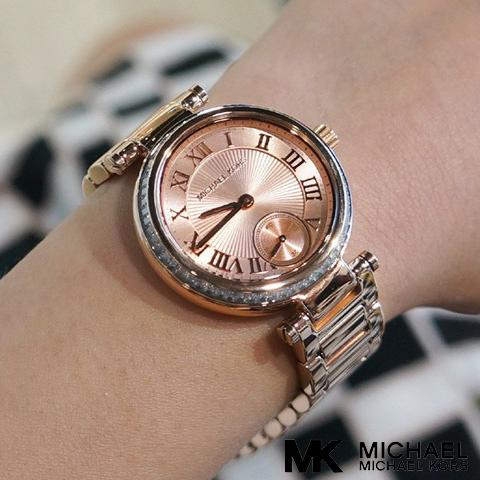 【海外取寄せ】マイケルコース Michael Kors 腕時計 時計 MK5971【セレブ】 MK5867 MK6053 MK5957 MK5989 MK5866 MK6065 同シリーズ