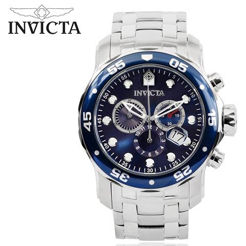 送料無料 海外取寄せ 新品未使用 人気急上昇中 INVICTA インヴィクタ 腕時計 時計 プロダイバー0070 インポート 6986 6981 セレブ ブランド プロダイバー 6983 市場 0070 同シリーズ 6977