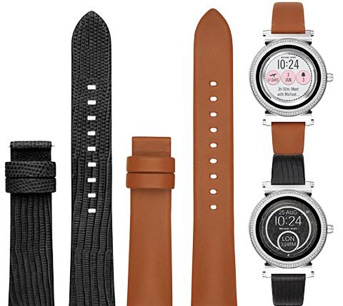 マイケルコース スマートウォッチ レディース マイケルコース 腕時計 マイケルコース 時計 SOFIE ソフィーシリーズ交換ベルト BAND 海外取寄せ 送料無料