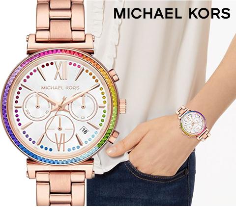 マイケルコース 時計 michael kors watch マイケルコース 腕時計 レディース MK6577 Michael Kors インポート 誕生日 ギフト プレゼント 彼女 ピンクゴールド 海外取寄せ 送料無料