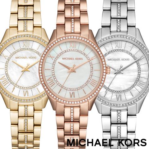 マイケルコース 時計 マイケルコース 腕時計 レディース MK3899 MK3716 MK3900 Michael Kors インポート Lauryn Crystal 誕生日 ギフト プレゼント 彼女 2019年最新作 海外取寄せ 送料無料
