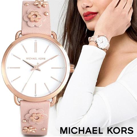2018最新作 マイケルコース 時計 mIchael kors watch mIchael kors 時計 マイケルコース 腕時計 レディース MK2738 インポート 誕生日 ギフト プレゼント 彼女 ピンク 海外取寄せ 送料無料