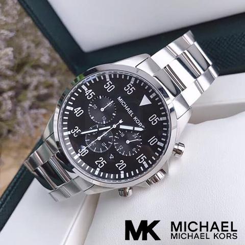 ラスト1点限り 米国MK直営店品【キャッシュレス決済5%還元中】マイケルコース 時計 メンズ マイケルコース 腕時計 Michael Kors 時計 Michael Kors 腕時計 MK8413 インポート 送料無料