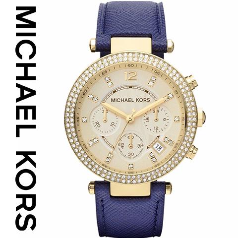 【キャッシュレス決済5%還元】マイケルコース 時計 レディース mIchael kors watch mIchael kors 時計 マイケルコース 腕時計 レディース MK2280 インポート 誕生日 ギフト プレゼント 彼女 ネイビー ゴールド ブラウン 送料無料