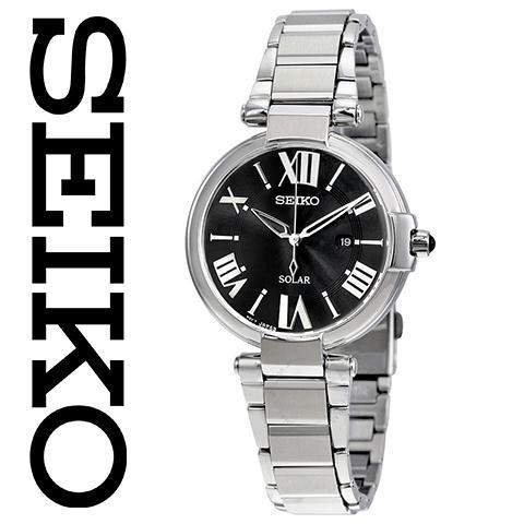 セイコー ソーラー 時計 レディース セイコー 腕時計 SEIKO ウォッチ SUT173 逆輸入 海外モデル SOLAR 海外取寄せ 送料無料