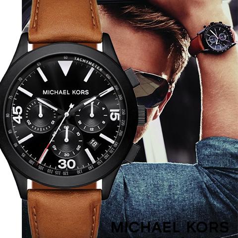 マイケルコース 時計 michael kors watch マイケルコース 腕時計 メンズ MK8450 Michael Kors インポート 誕生日 ギフト プレゼント 彼氏 シルバー 海外取寄せ 送料無料