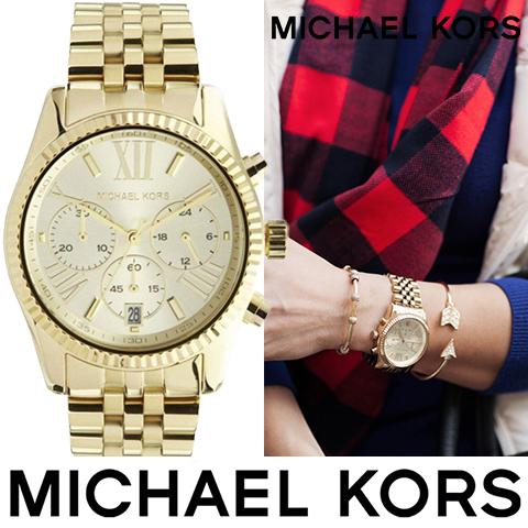【キャッシュレス決済5%還元】送料無料 マイケルコース 時計 マイケルコース 腕時計 レディース Michael Kors MK5556 インポート 誕生日 ギフト プレゼント 彼女 ゴールド 海外取寄せ