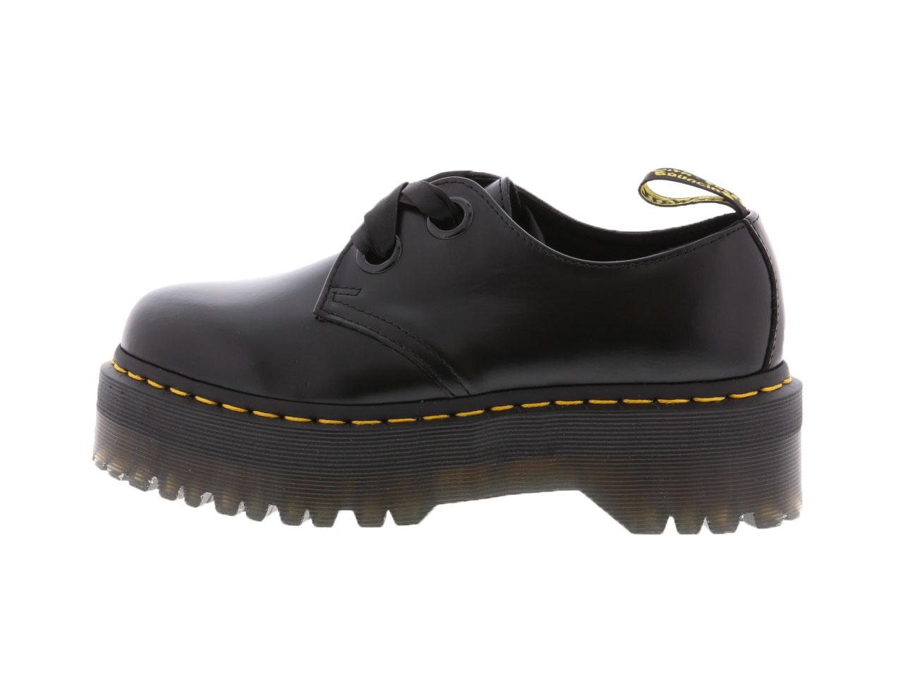 Dr.Martens HOLLY(25234001)【ドクターマーチン】【レディースファッション】【シューズ】【ブーツ】【ストリート】【パンク】【ストアレビュー記載でソックスプレゼント対象品】