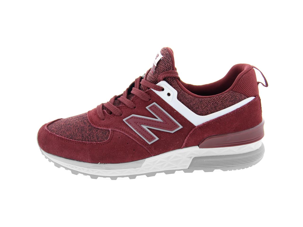 (ms574ce) 【特価】 BURGUNDY new balance MS574CE 【靴】 【ニューバランス MS573CE】 【スニーカー】