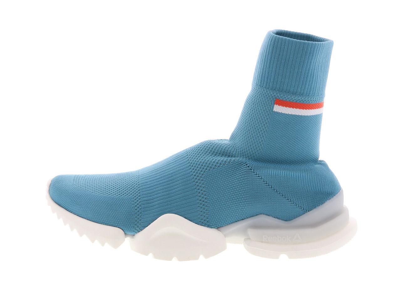 【全品ポイント10倍!期間限定★今すぐエントリー!(4/1~4/30)】Reebok SOCK RUN R(DV5544)【リーボック【メンズファッション】【シューズ】【スニーカー】【靴】【フットウェア】