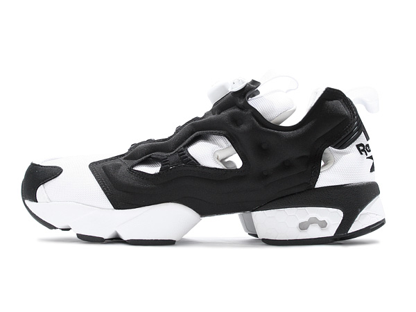 Reebok INSTA PUMP FURY OG (M48559) WHITE/BLACK/WHITE/GOLD